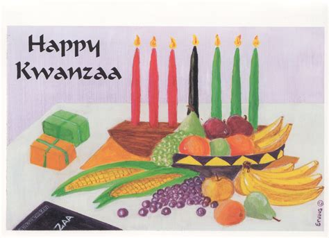 printable kwanzaa cards kwanzaa card jonmar greeting cards