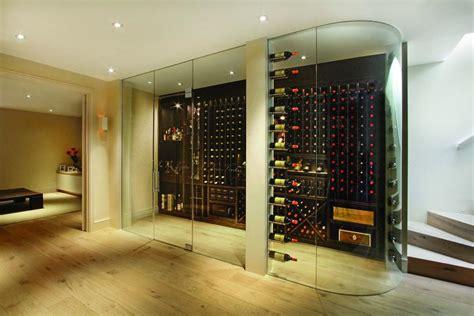 Wine Cellar Glass Doors Glass Wine Cellars Gold Coast And Brisbane Voodoo Glass