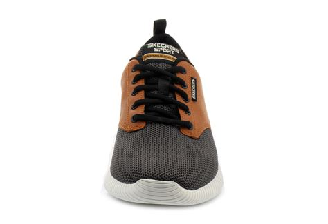 Skechers Dept Charge Trahan Hitam skechers shoes depth charge trahan 52398 wtbk shop for sneakers shoes and boots