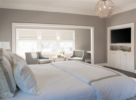 gray paint bedroom bedroom sitting nook transitional bedroom benjamin