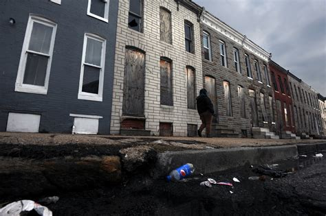 Baltimore Housing by Mayoral Candidates Lay Out Visions For Addressing Housing