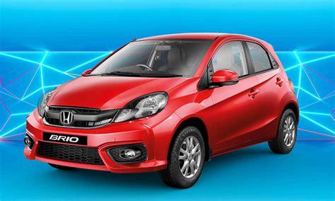 honda brio specs and honda brio 2018 new car release date and review 2018