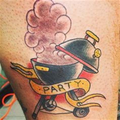bbq tattoo designs grill bbq tattoos grilling