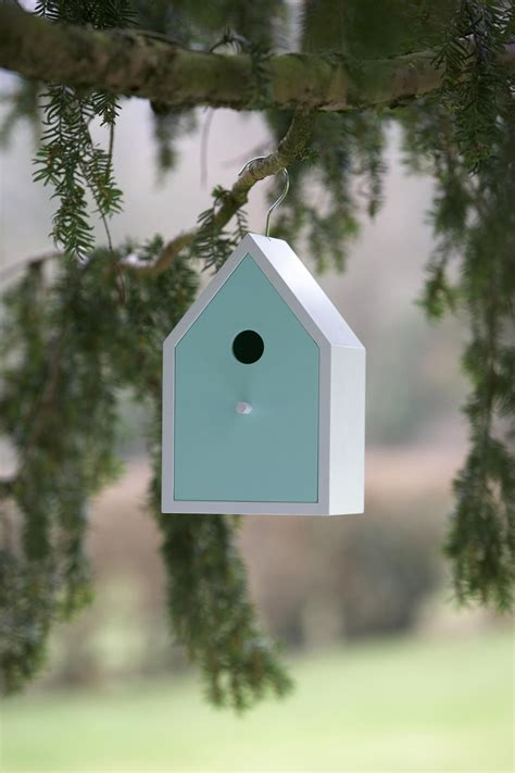 cheap ways to add curb appeal bright birdhouse bring in an accessory such as a
