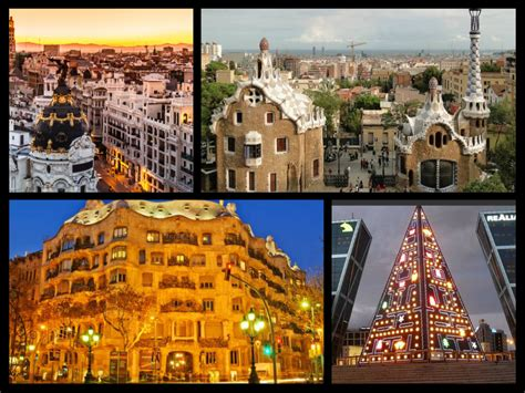 top     spain famous tourist attractions