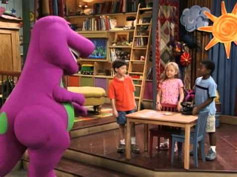 Home Is Here Barney Let S Go To The Doctor Trailer