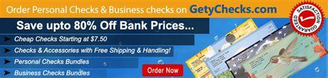 cheap personal checks creative check designs