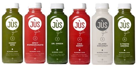 One Day Detox Cleanse Drink by Jus By Julie 1 Day Juice Cleanse Review Health