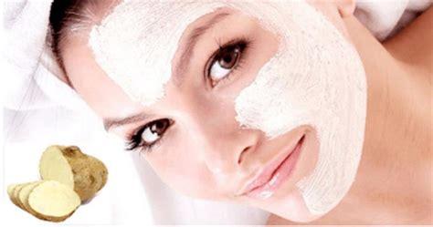 Masker Penutup Muka cara cepat mengencangkan kulit muka dengan masker bengkoang gingsul