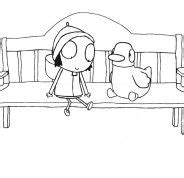 coloring pages sarah and duck sarah and duck coloring pages printable coloring pages
