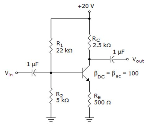transistor lifier problems and solutions bjt lifiers electronic devices questions and answers