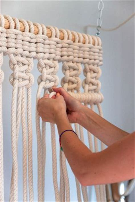 Macrame Tips - macrame and macrame curtain on