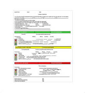 asthma plan template asthma plan template 13 free sle exle