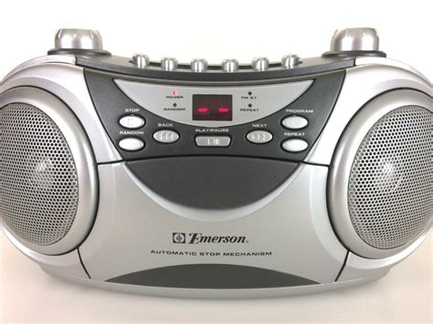 Emerson Digital Recorder 1 portable cd recorder for sale classifieds