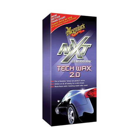 tutorial wax 2 0 meguiar s nxt generation tech wax 2 0 l 205 quida shiny