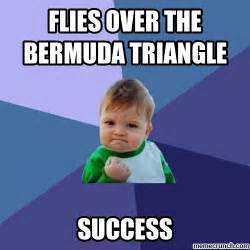 Over Girlfriend Meme - bermuda triangle meme memes