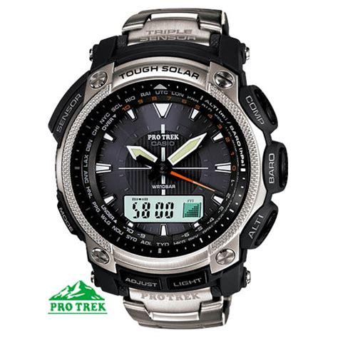 Casio Gshock Prg6000 casio pro trek prg 505t 7dr indowatch co id