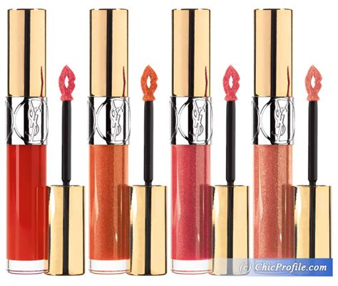 Ysl Volupte Gloss 2 ysl gloss volupte 2014 trends and makeup collections chic profile