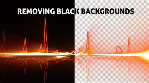 tutorial after effects background after effects tutorial removing black backgrounds from