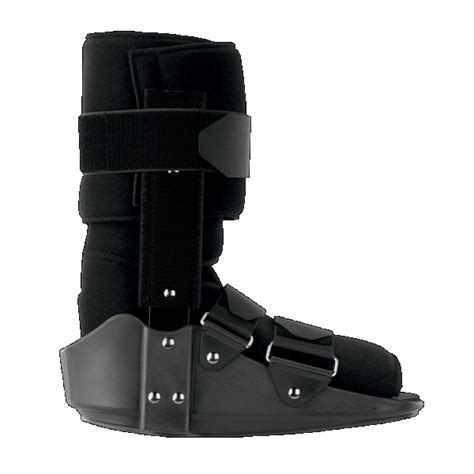 breg shell fixed ankle walker boot highland