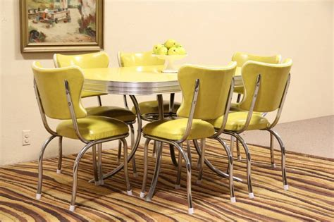 Retro Dining Room Set Retro Dining Room Set Dining Table Antique Formica Dining Table Interior Captivating Picture