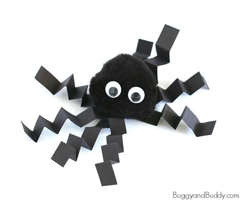 spider craft pom pom spider craft for for buggy and buddy