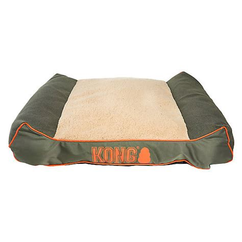 kong dog bed petsmart kong 174 lounger dog bed dog pillow beds petsmart