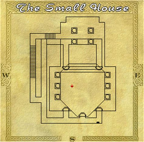 Small Home Map The Small House