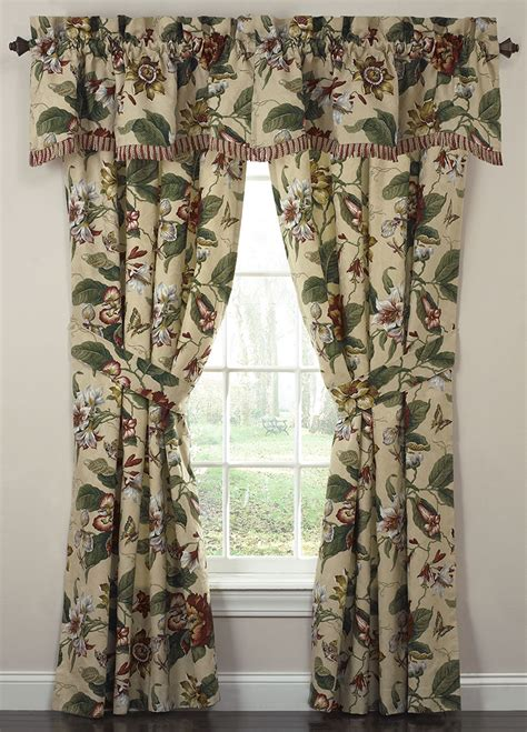 waverly drapery panels laurel springs lined curtain panels waverly waverly curtains