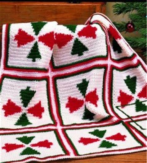 christmas tree afghan crochet pattern more christmas trees pine trees to crochet free