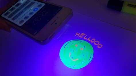 turn on phone light how to turn your phone into a black light tech advisor