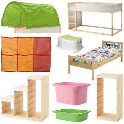 ikea trofast bett our quot ikea hack quot toddler friendly bunkbed kura kritter