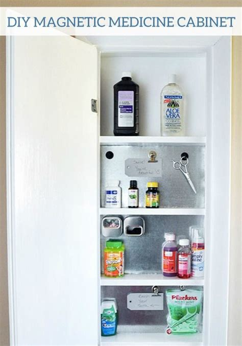 7 Things To Keep In Your Medicine Cabinet by 140 Best Home Organization Diys And Crafts Images On