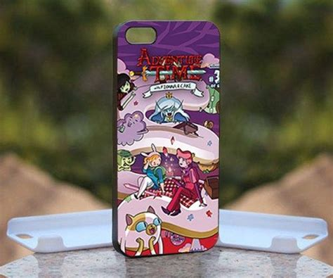 Iphone Iphone 5 5s Adventure Time With Fionna Cake Cover adventure time fionna cake design available for iphone 4 4s