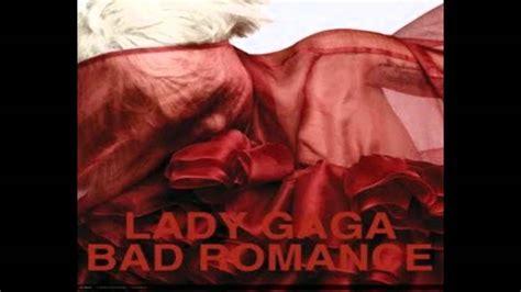 Lady gaga bad romance single itunes