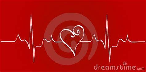 heart rhythm stock image image