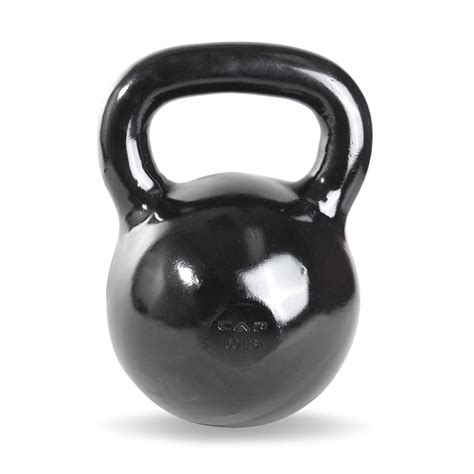 capped kettlebell swings cap enamel coated cast iron kettlebell 60 lb busy body
