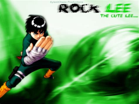 naruto rock themes image c cute naruto rock lee picture