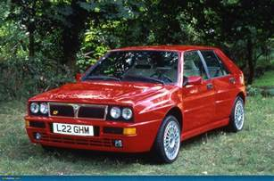 Lancia Integrale Hf Ausmotive 187 Lancia Delta Integrale Voted Best