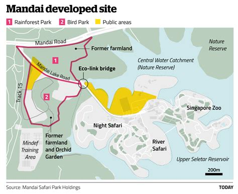 Lake House House Plans bird park new rainforest to be added to mandai wildlife