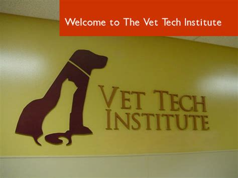 vet tech institute interview center