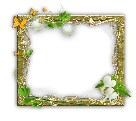 imagenes png para photoshop gratis marcos florales para fotos formato png gratis
