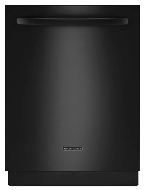Kitchenaid Dishwasher Clicking Noise Kitchenaid Kude70fxbl 24 Quot Superba Eq Built In Dishwasher