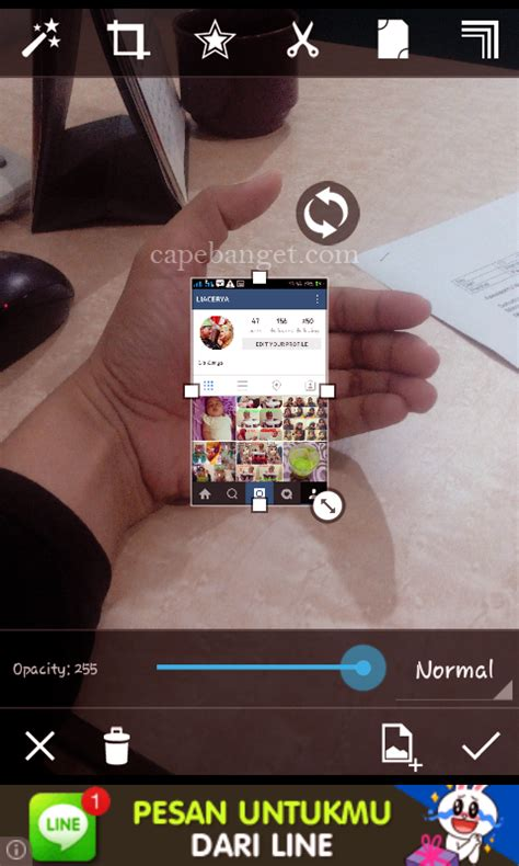 tutorial instagram on my hand tutorial artikel tik 187 tutorial lengkap membuat