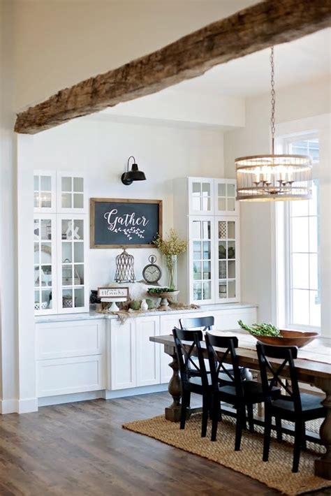 Modern Farmhouse Dining Room Ideas Modern Farmhouse Home Tour With Household No 6