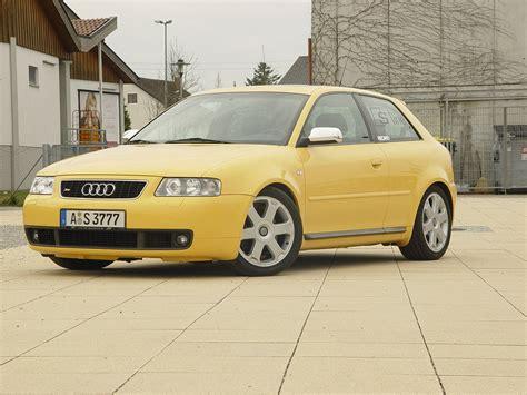 Audi S3 8l Technische Daten by Audi S3 8l Bebonator Tuning Community Geilekarre De