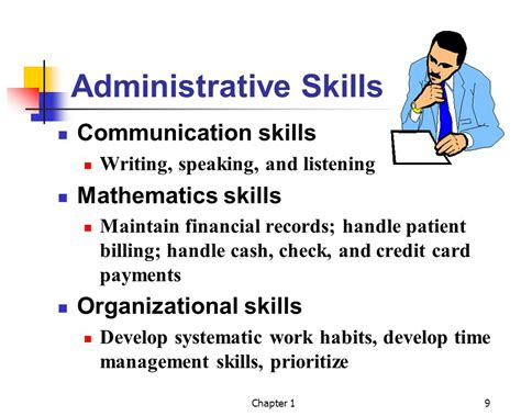 the administrative assistant ppt