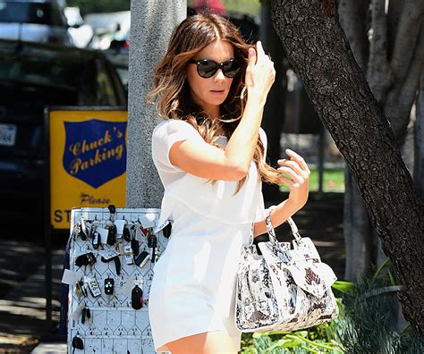 Kate Beckinsales Valentino Histoire Purse by Kate Beckinsale Looks Every Inch A With