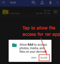 open rar on android how to open extract unrar rar files on android extract rar archives on android