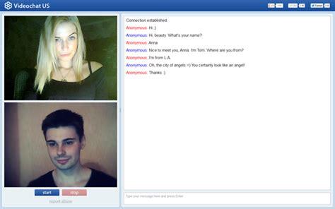 random chat us